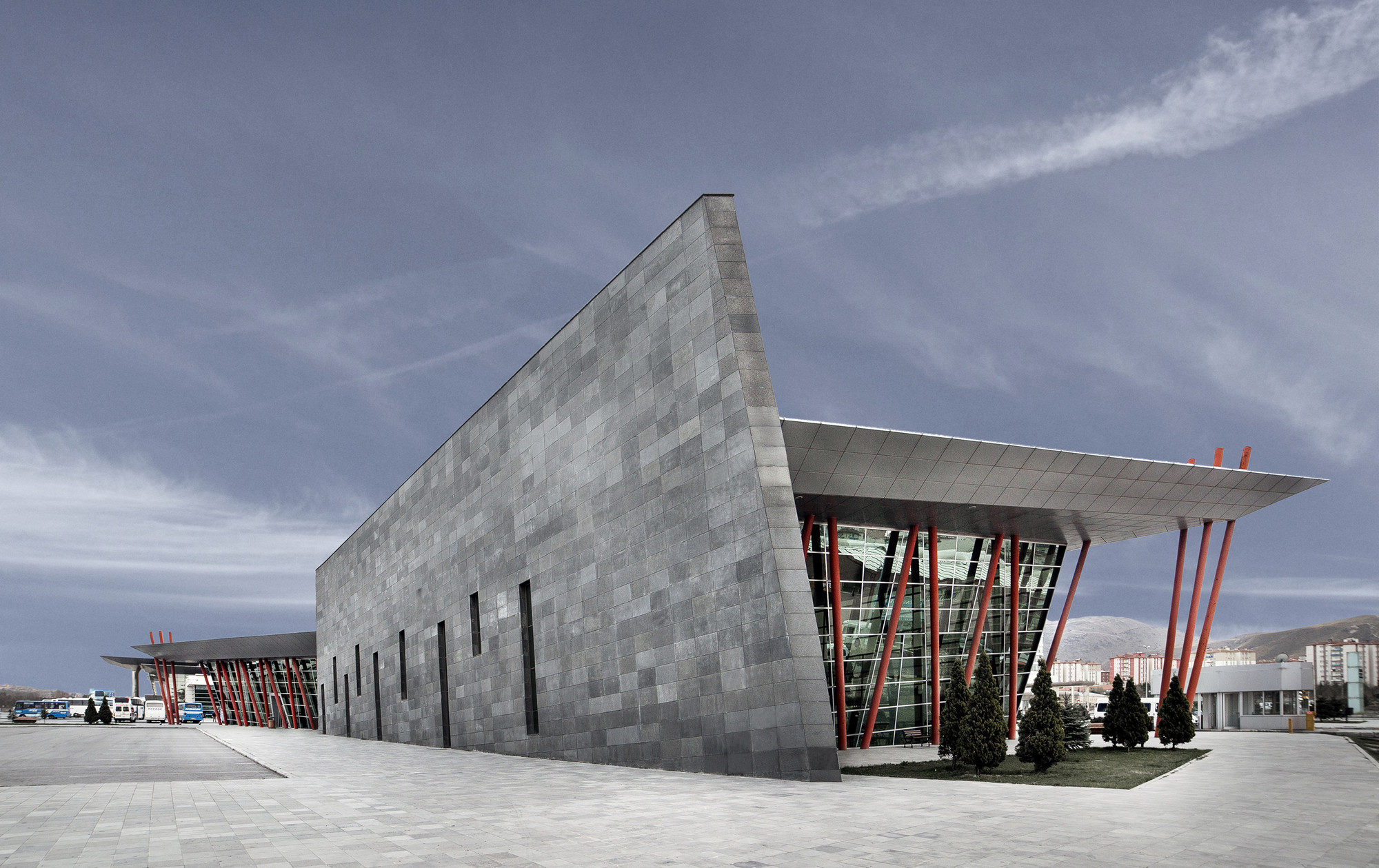 Kayseri West City Bus Terminal / Bahadir Kul Architects, © Ket Kolektif