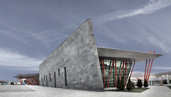 Kayseri West City Bus Terminal / Bahadir Kul Architects
