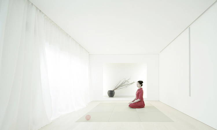 House for Installation / JAM, © Jun Murata