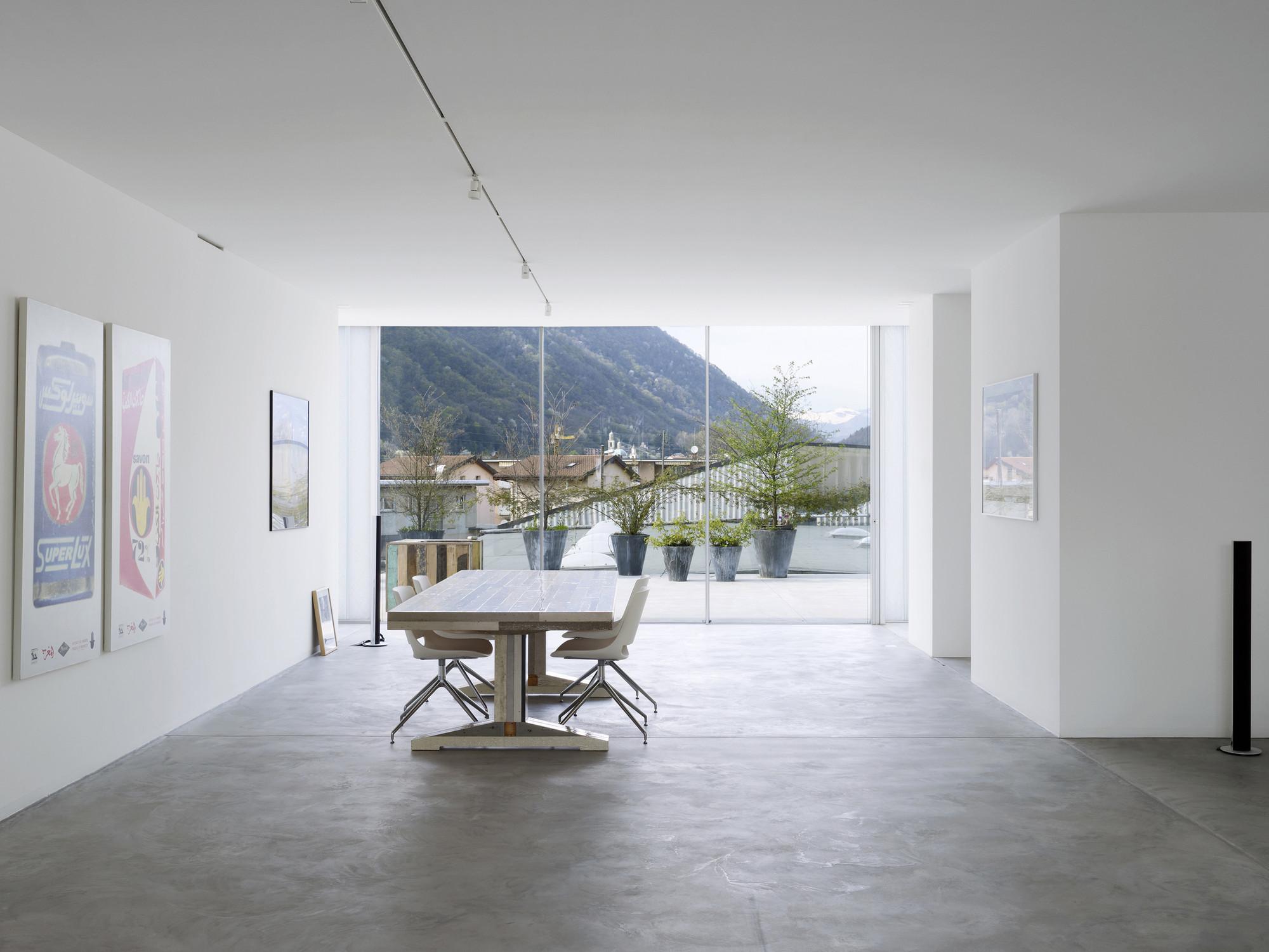 Loft B / Durisch + Nolli Architetti, © Tonatiuh Ambrosetti