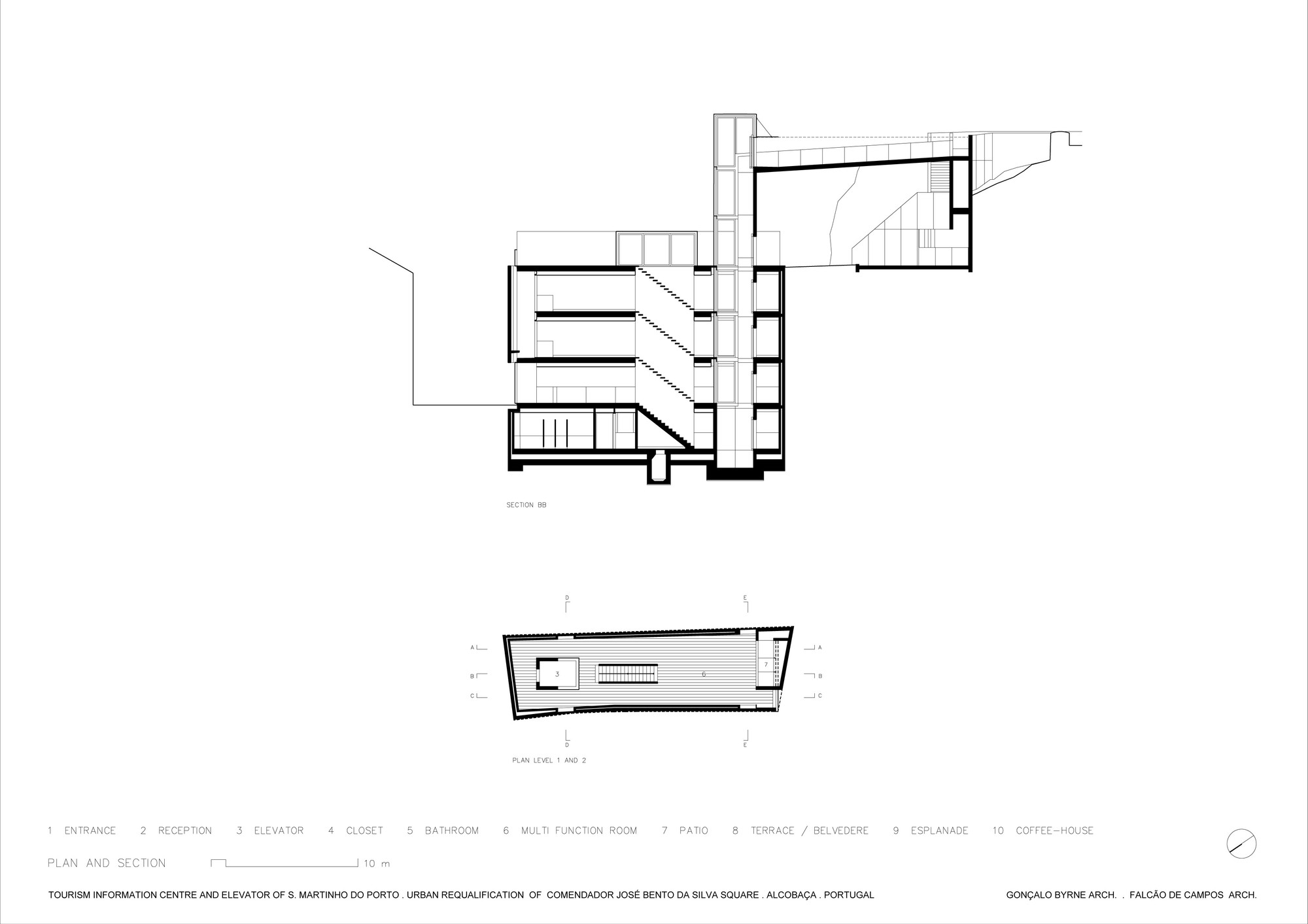 Gallery Of Urban Requalification Of S Martinho Do Porto Goncalo Byrne Arquitectos 20