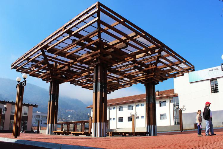 Revitalização do Centro de Bituruna / Arquea Arquitetos, © Fernando Caldeira de Lacerda