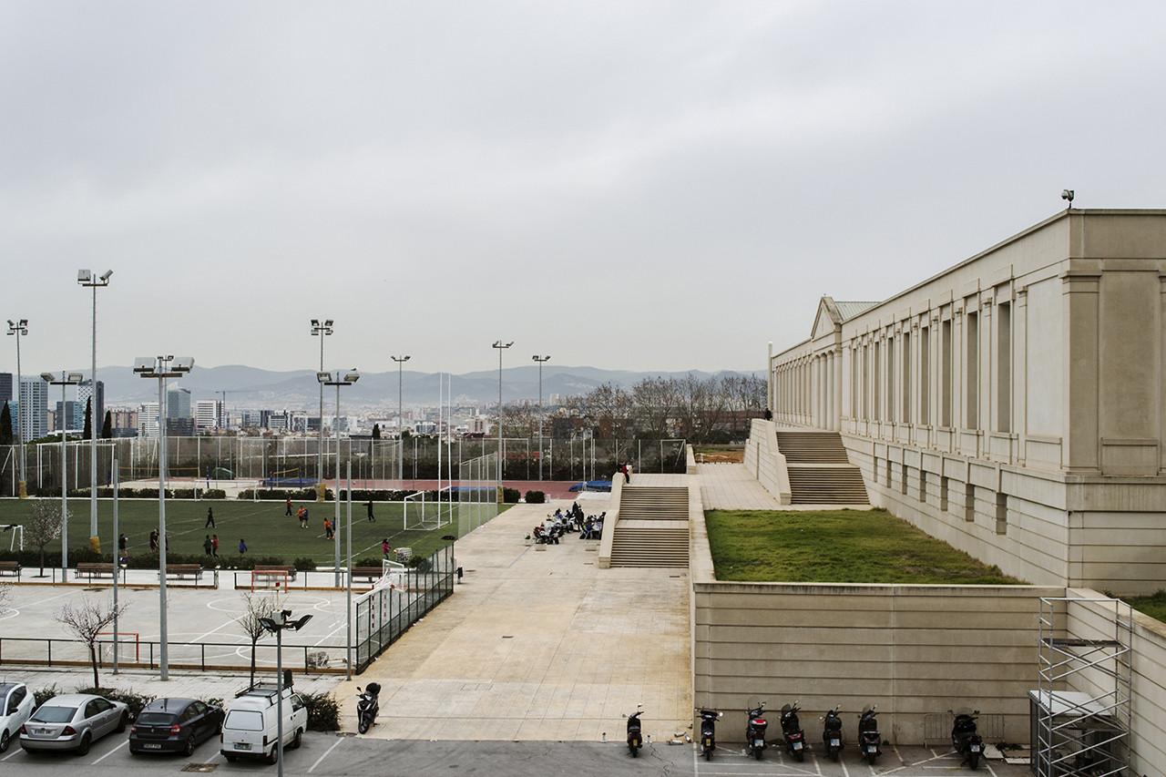 Galeria De El Legado Arquitectonico De Los Juegos Olimpicos De