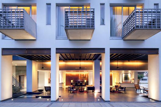 Alila Hotel and Residences. Image © Nathan Willock