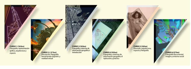 Diplomado en Fotografía Multimedia y Medios Alternativos: arquitectura, urbanismo, cultura y entorno social / Facultad de Arquitectura UNAM