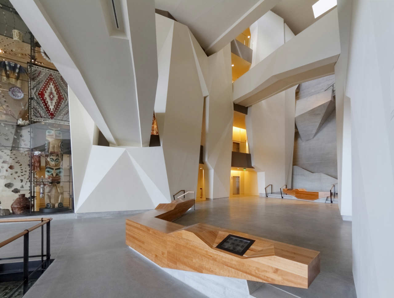 Gallery Of Archdaily Editors Select 20 Amazing 21st Century Museums 10