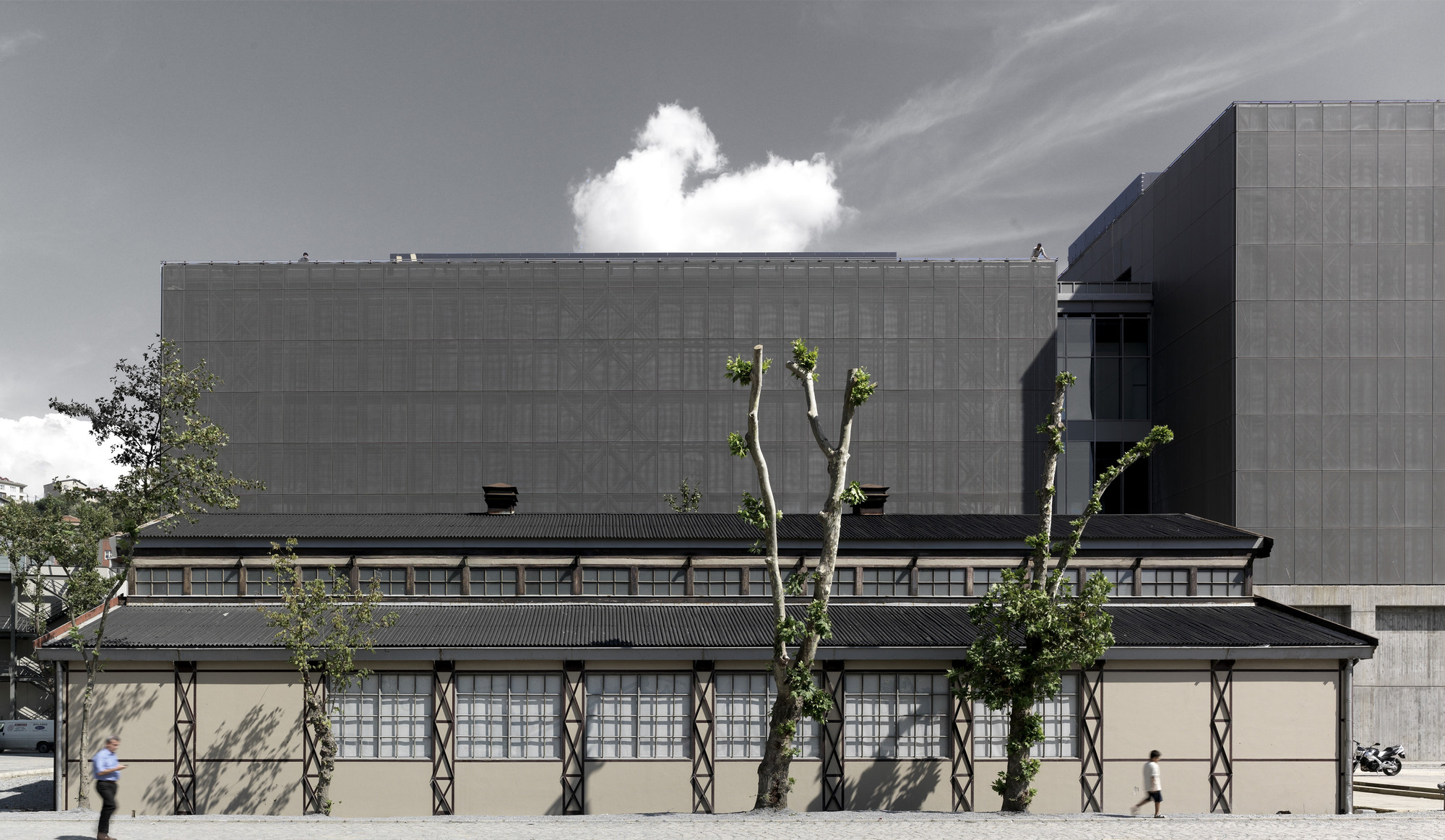 Santral Istanbul Museum of Contemporary Arts / Emre Arolat Architects + NSMH, © Emre Arolat Architects