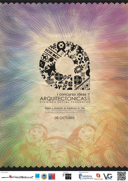 I Concurso de Ideas Arquitectónicas 2014: Vivienda social Pehuenche
