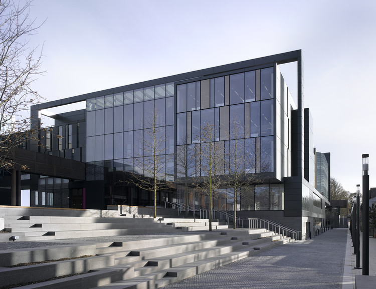 John Henry Brookes and Abercrombie Building / Design Engine Architects, © Nick Kane