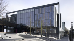 John Henry Brookes and Abercrombie Building / Design Engine Architects