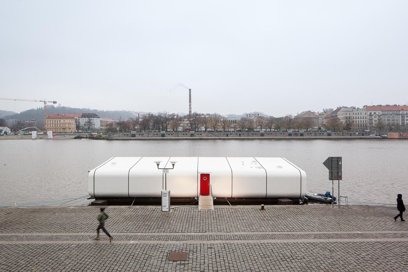 PortX / atelierSAD , © Tomas Soucek