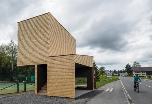Diseño a cargo de Rintala Eggertsson Architect. Imagen © Yuri Palmin