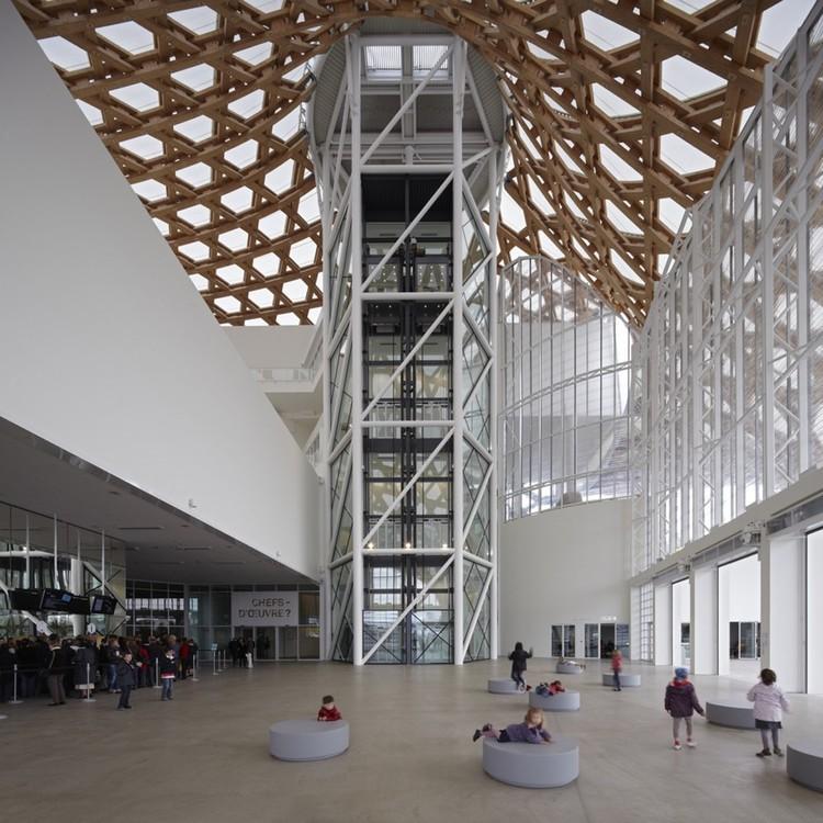"""The Architecture of Pompidou Metz: An Excerpt from """"The Architecture of Art Museums – A Decade of Design: 2000 – 2010"""", © Didier Boy De La Tour"""