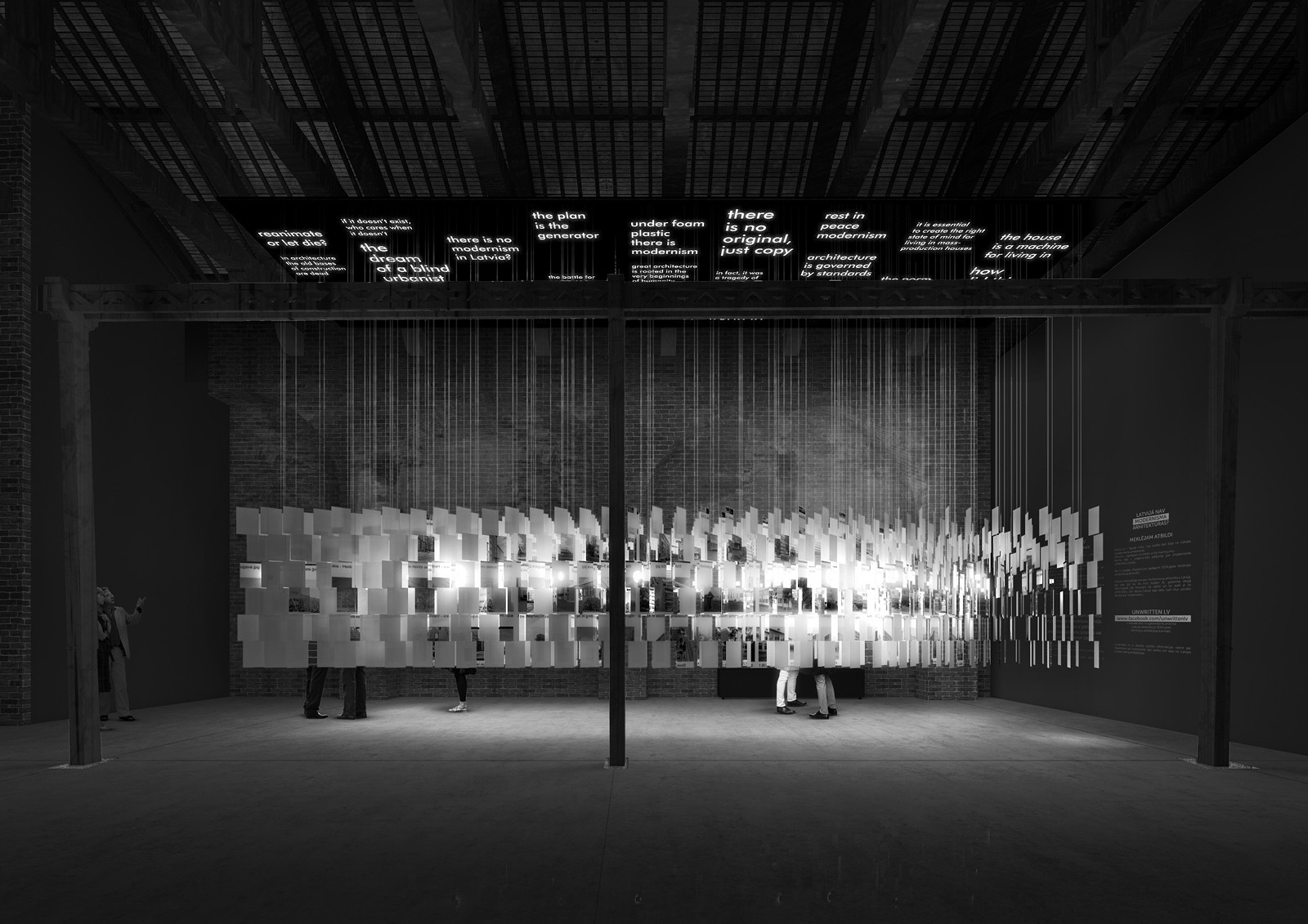 Modern Architecture Representation And Reality venice biennale 2014: nrja to establish first-ever database of