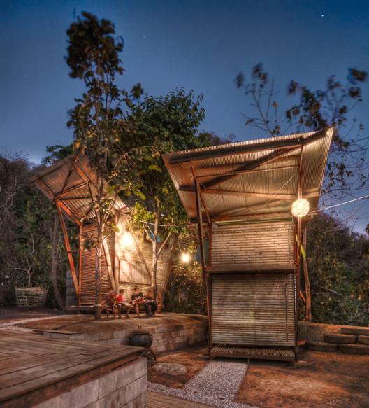 Soe Ker Tie House in Thailand. Image © Pasi Aalto