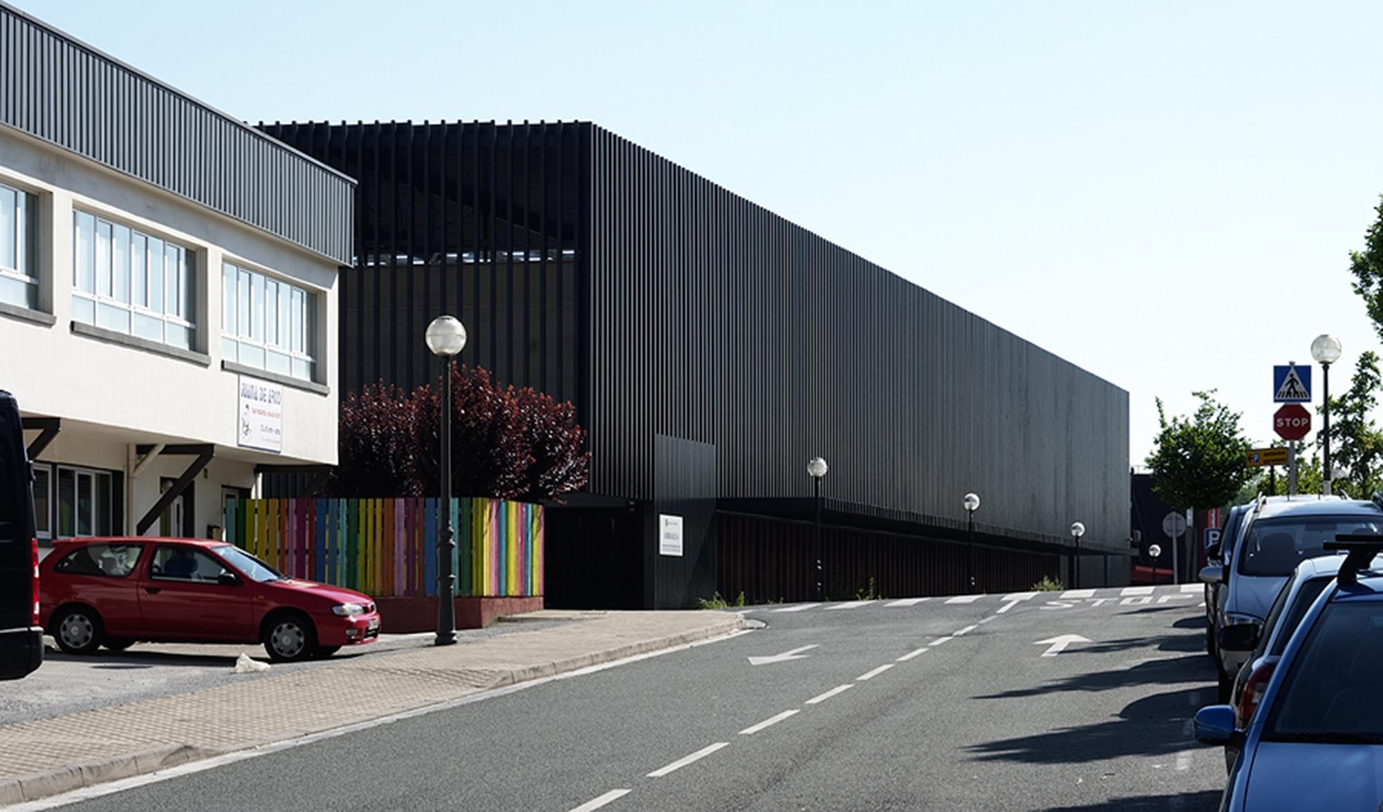 Gordailu Building  / Astigarraga y Lasarte, © Jorge Allende
