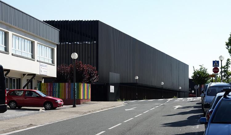 Edificio Gordailu  / Astigarraga y Lasarte, © Jorge Allende