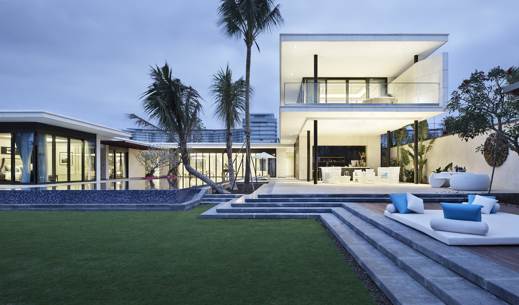 Chenglu villa gad archdaily World best design house