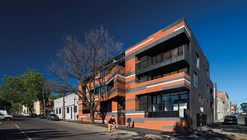 Love Building / CHT Architects