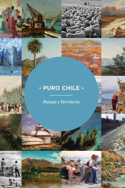 Exposición: Puro Chile. Paisaje y Territorio en el Centro Cultural La Moneda , Courtesy of Centro Cultural La Moneda