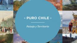 Exposición: Puro Chile. Paisaje y Territorio en el Centro Cultural La Moneda