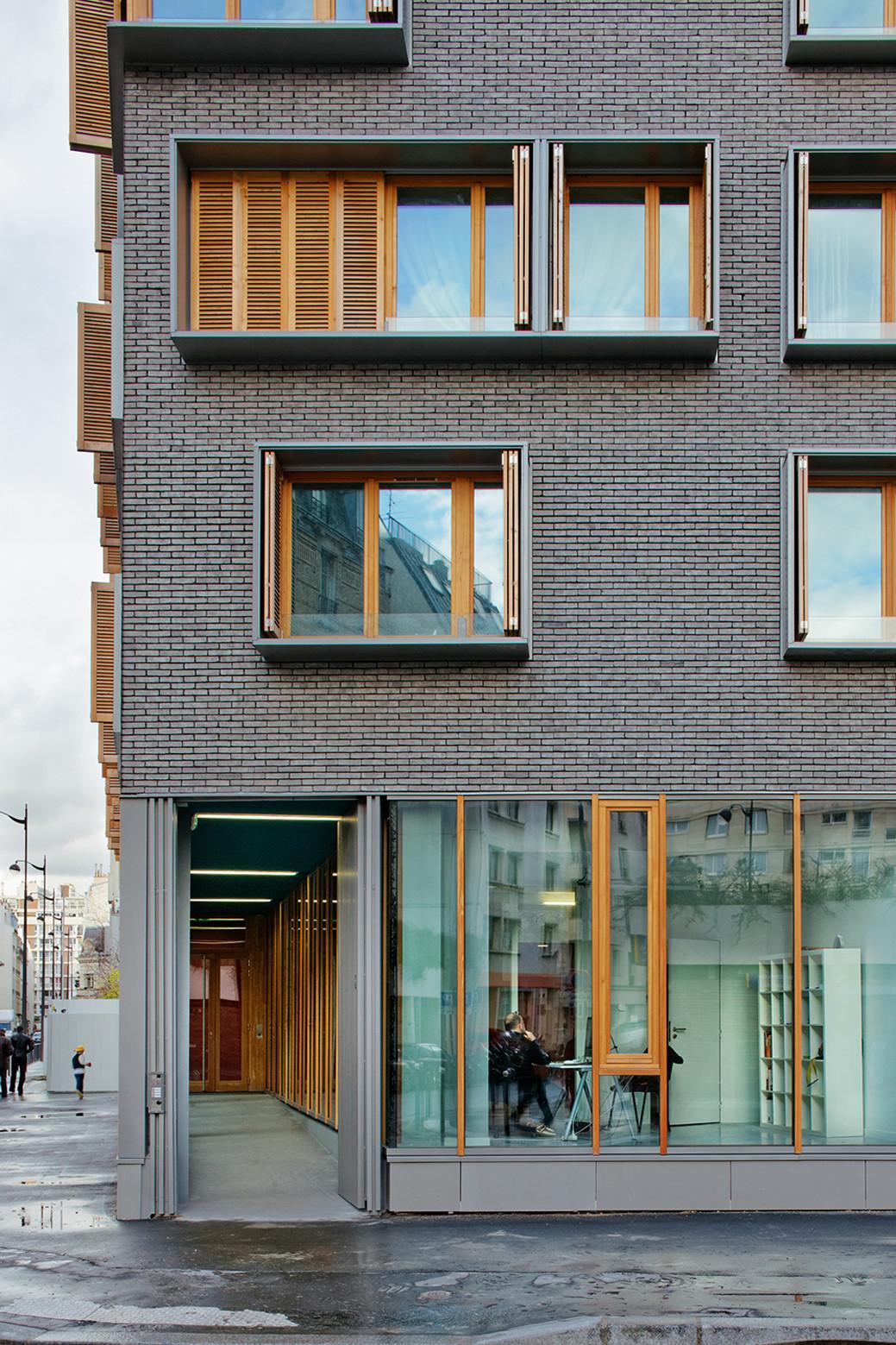 Gallery of zac boucicaut michel guthmann 14 for Design hotel paris 14