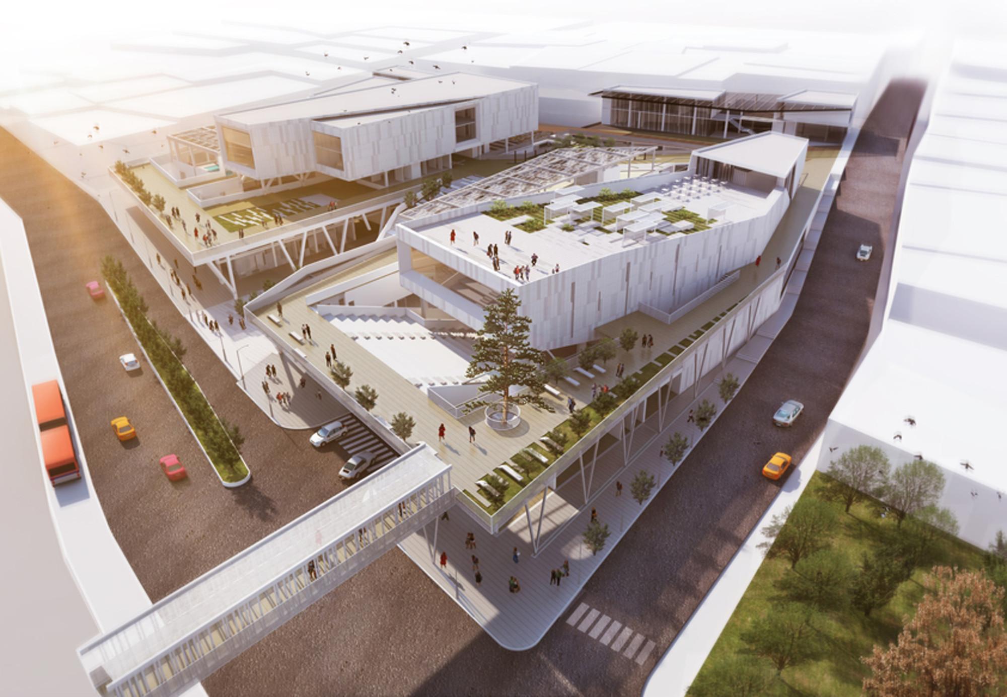 Bachilleres peruanos contraproponen parque cultural para for Arquitectura de proyectos