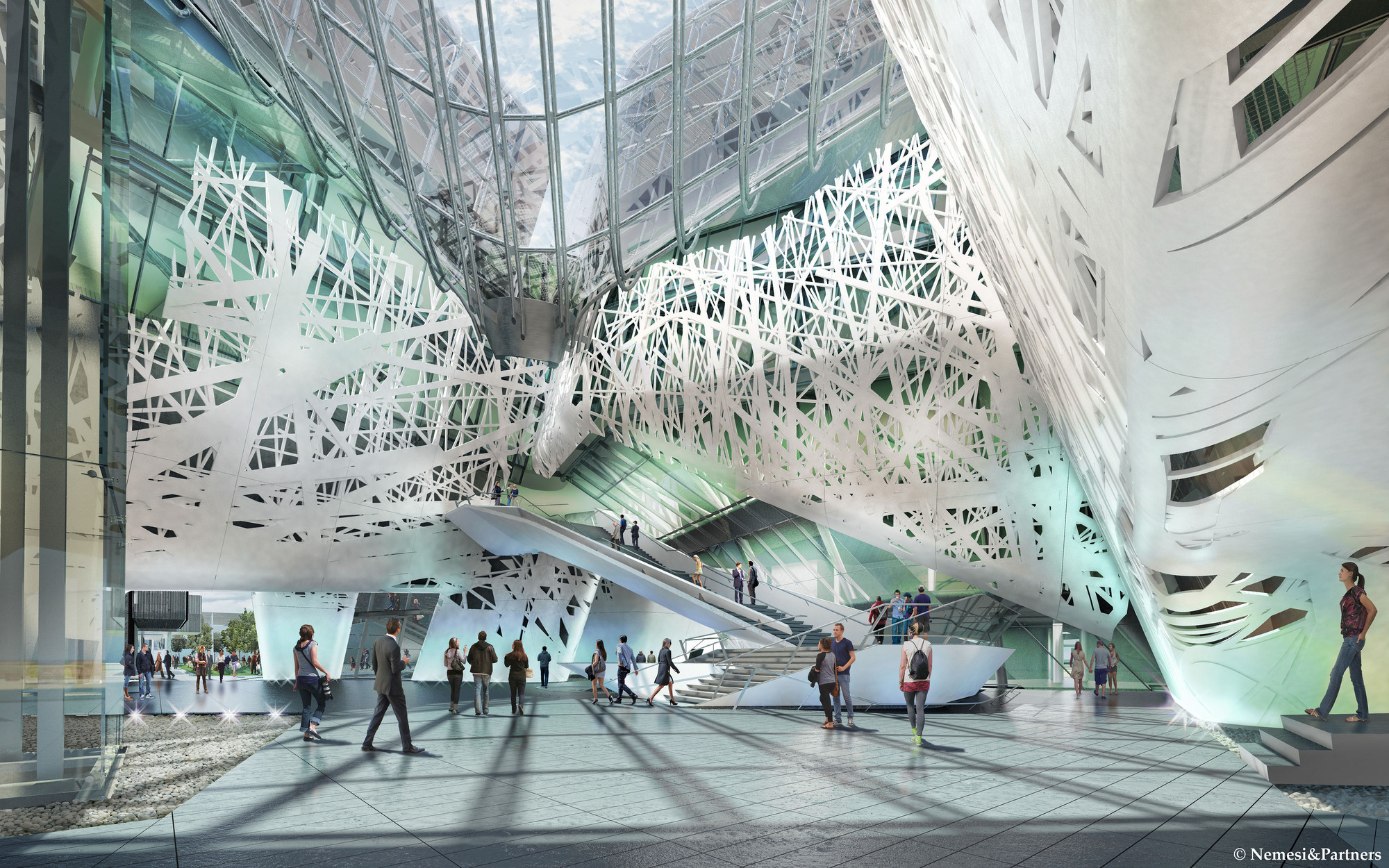 Gallery of milan expo 2015 nemesi partners reveal smog - Design d interni milano ...