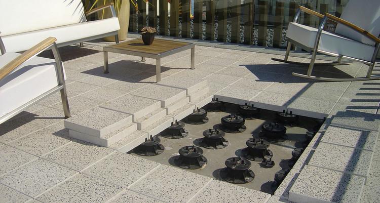 Pastelones de Concreto / Brimat