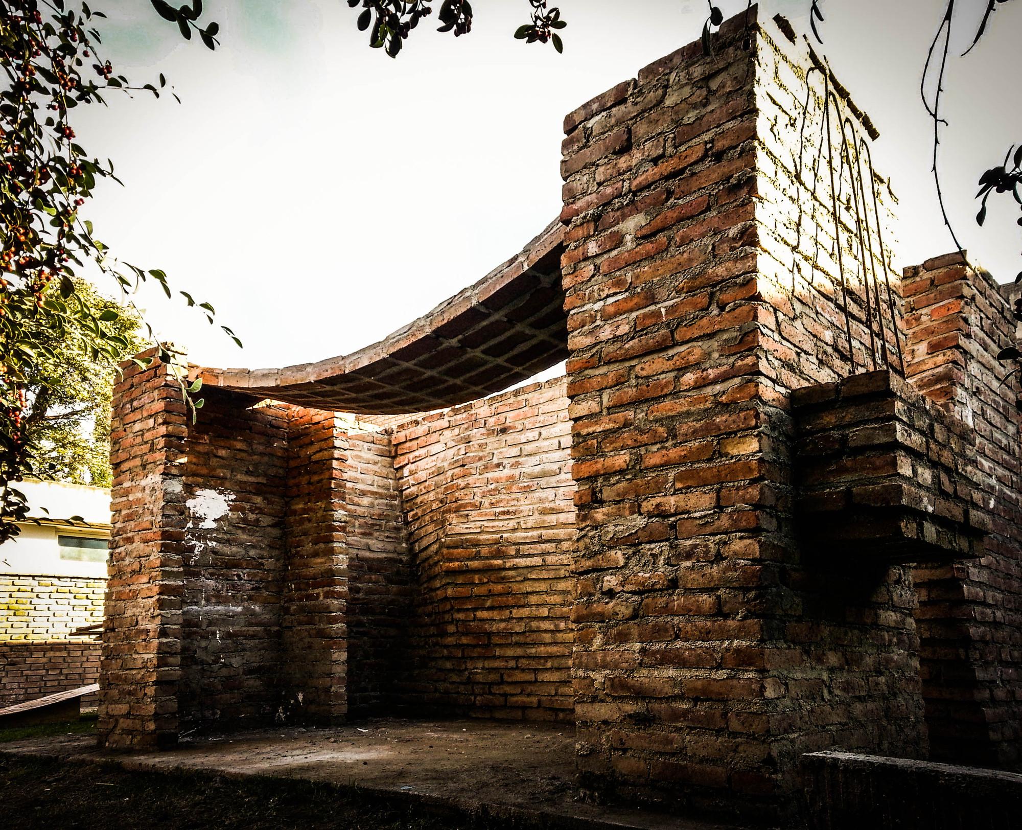 Experiência pedagógica na Argentina: novas possibilidades de construção com alvenaria armada, © Gonzalo Viramonte