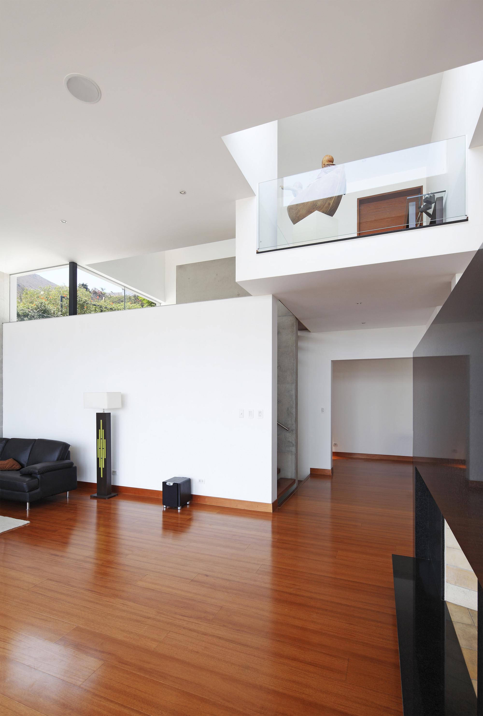 Galeria de casa b domenack arquitectos 8 for Casa de arquitectos