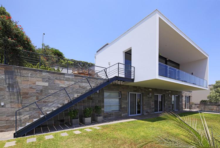 Casa B / Domenack Arquitectos, © Juan Solano Ojasi