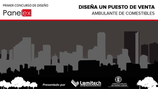 Primer Concurso de Diseño Panelex ® 2014 ¡Inscripciones abiertas hasta el 30 de Mayo!