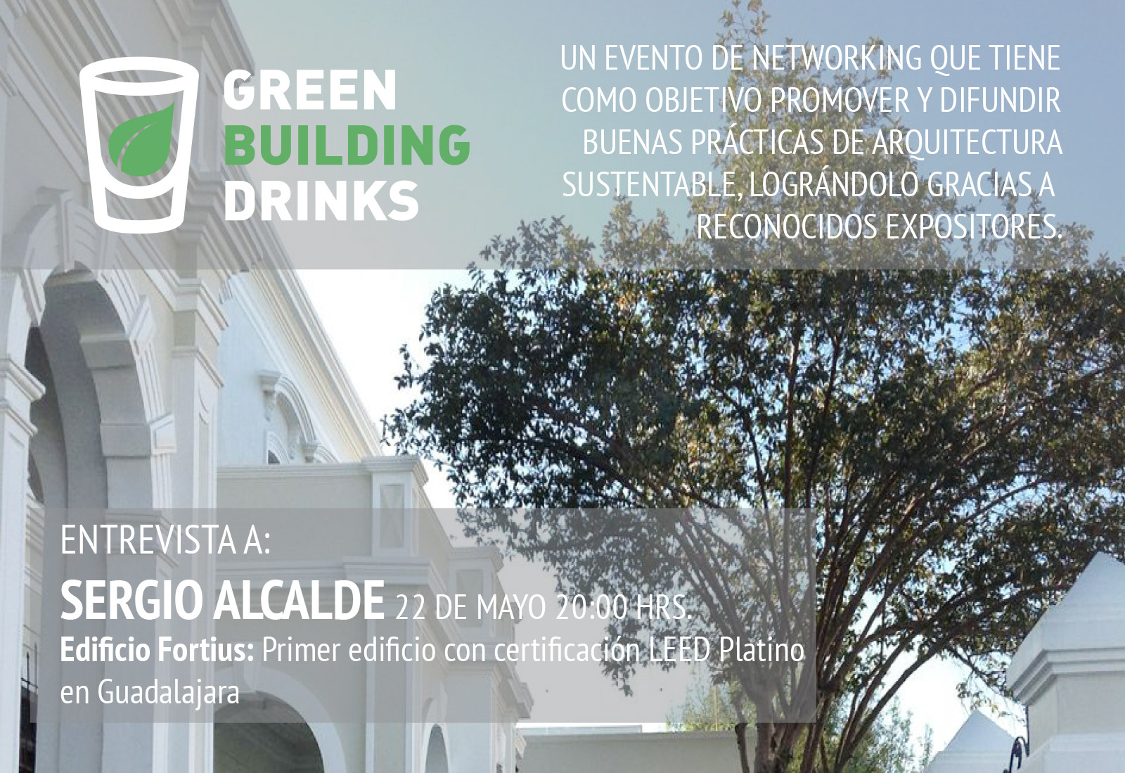 Green Building Drinks en Guadalajara