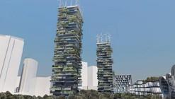 El futuro de Milán es espectacular, vertical y sustentable. /