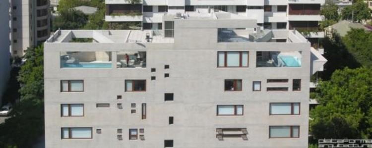 Edificio Glamis / Gonzalo Mardones V