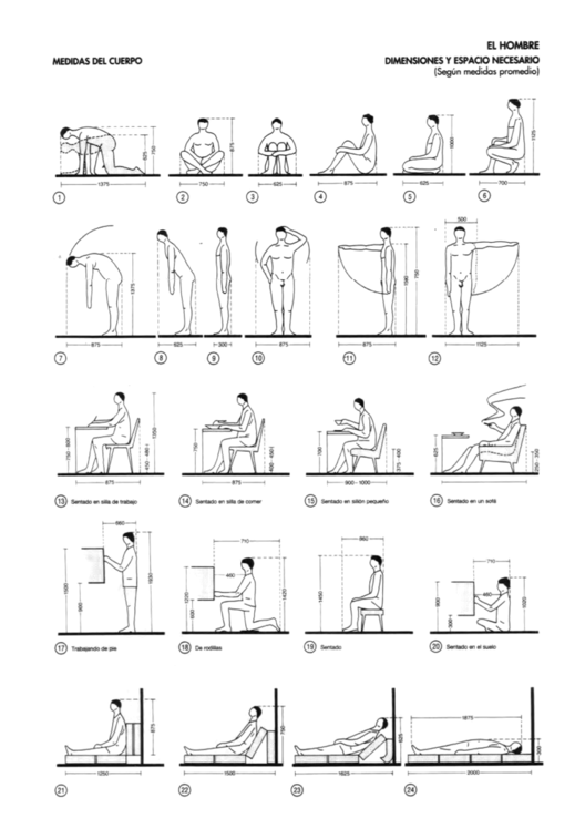 O ser humano como medida da arquitetura archdaily brasil for Tecnicas de representacion arquitectonica pdf