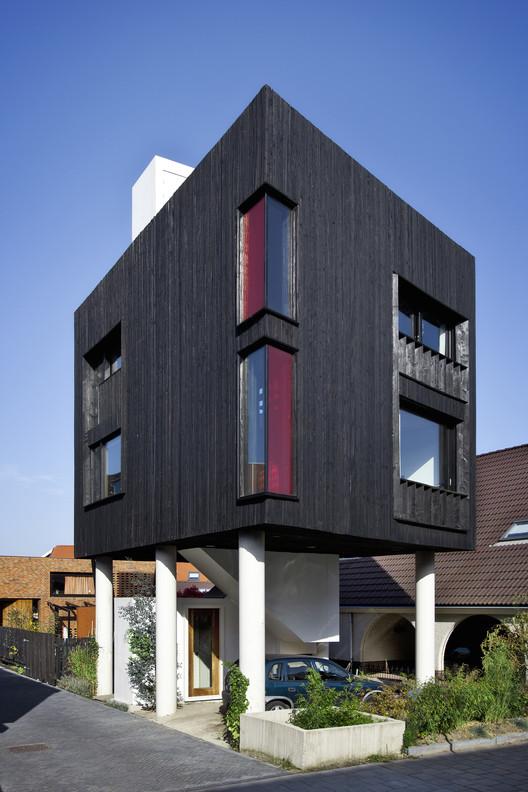 Casa Klm Project Dwg Architecture Plataforma Arquitectura