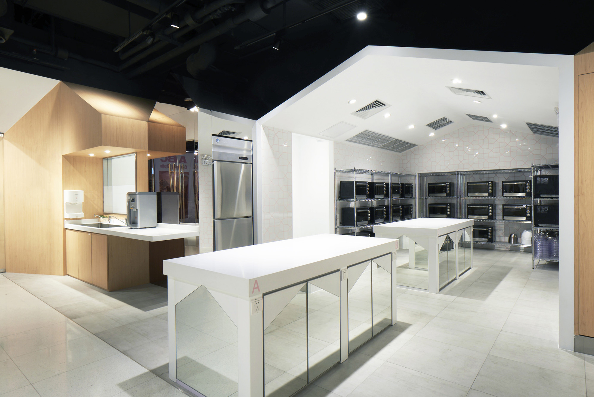 Gallery Of ABC Cooking Studio Prism Design 11