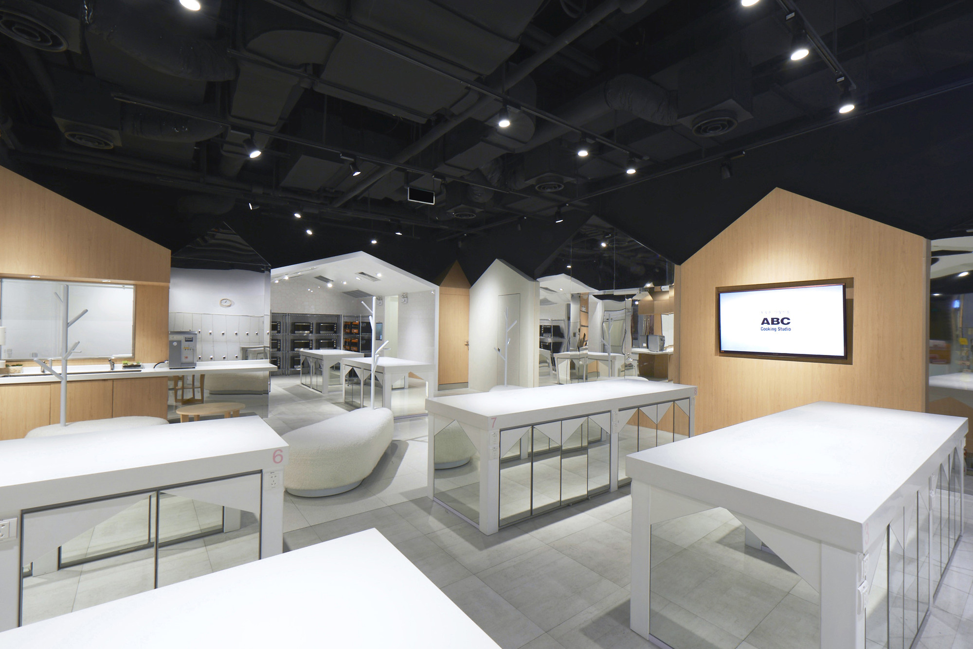Virtual Classroom Architecture Design ~ Abc cooking studio prism design archdaily
