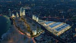 BDP & SOM Reveal Plans For New Covent Garden Market