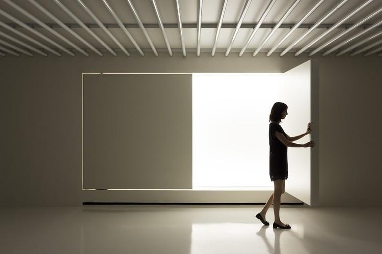 En Detalle: El Ser Humano como medida de la Arquitectura, Galeria de Arte Minas / MACh Arquitetos . Image © Gabriel Castro