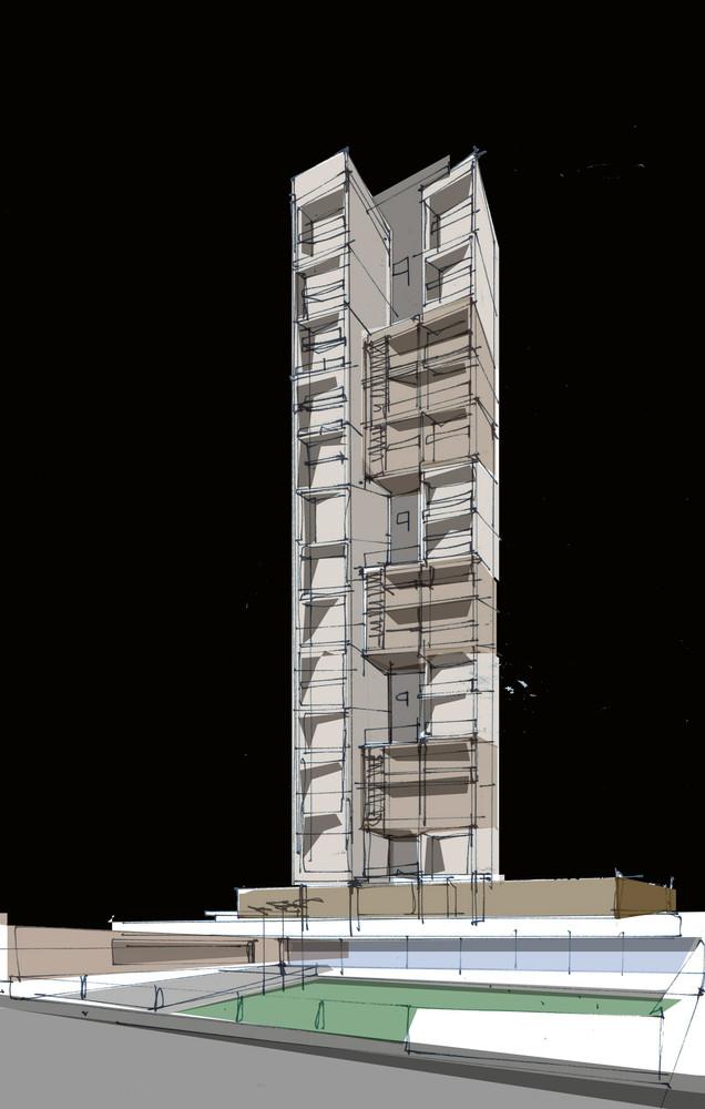 2fae52365 Galería de Unitt Urban Living / Basiches Arquitetos Associados - 43