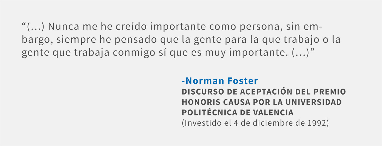 Frases: Norman Foster