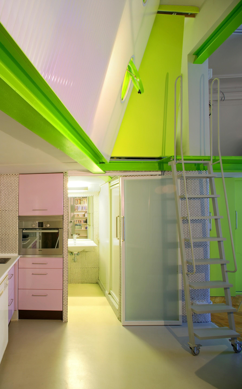 galer a de casa tupper andr s jaque 8. Black Bedroom Furniture Sets. Home Design Ideas