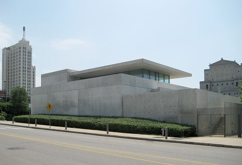 Tadao Ando to Expand Pulitzer Arts Foundation in St. Louis, Pulitzer Arts Foundation; Image via Wikipedia
