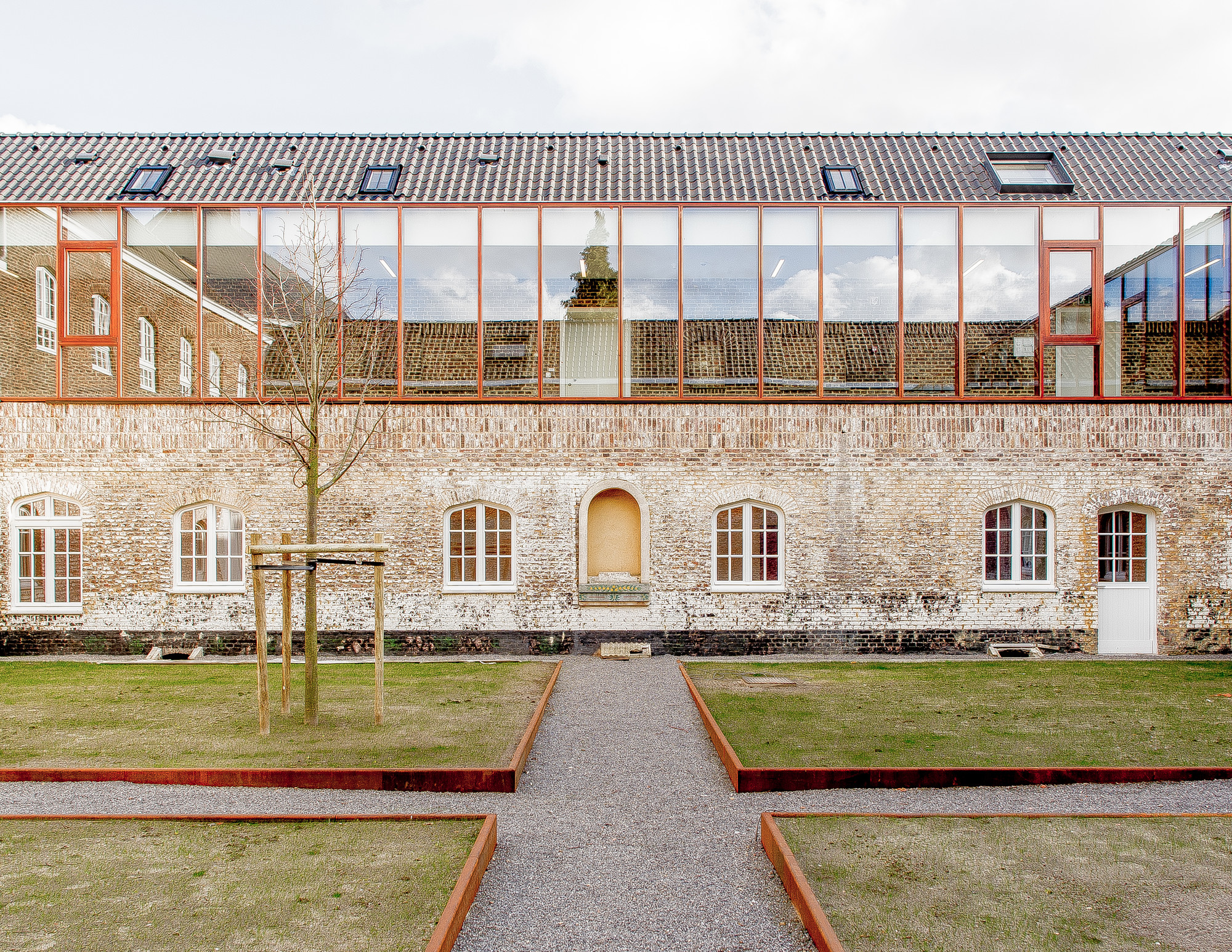 Conversion of Clarenhof Chapel / a2o architecten, Courtesy of a2o architecten