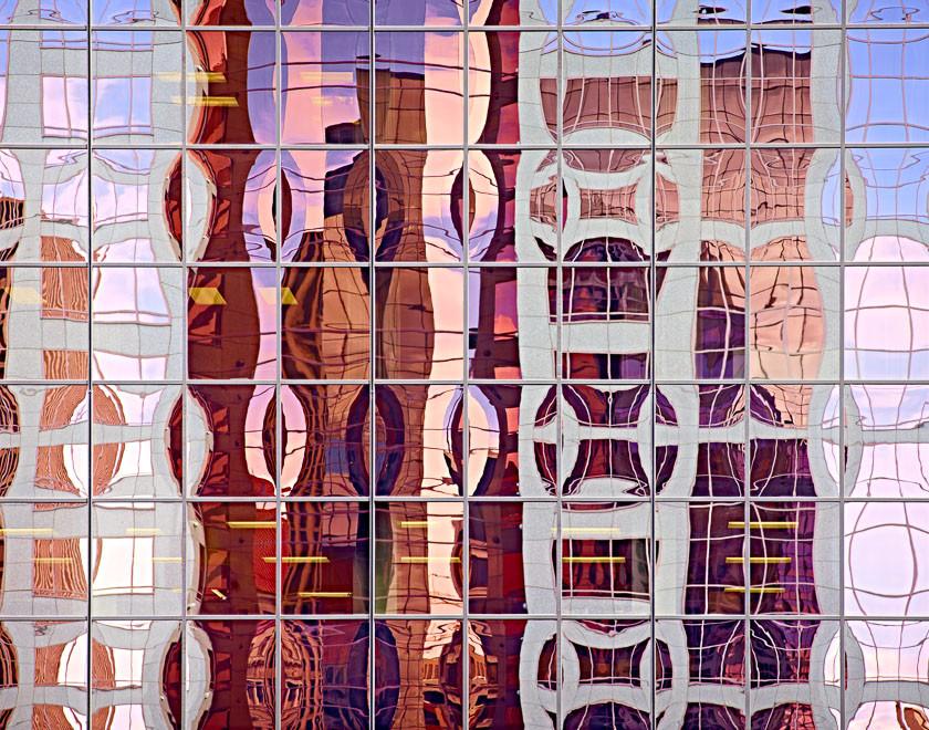 Arte e Arquitetura: cidades refletidas através da materialidade arquitetônica por Andrea e Rob Stone, © Stone Photography