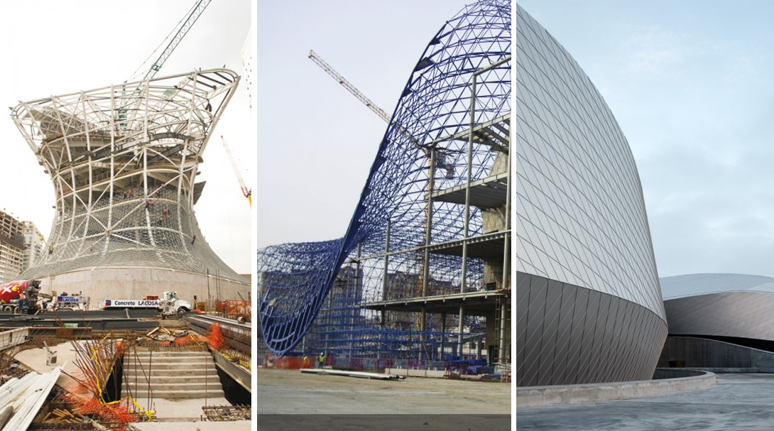 En construcci n dise o param trico plataforma arquitectura for Arquitectura diseno y construccion