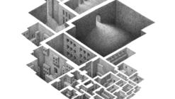 Arte y Arquitectura: espacios arquitectónicos más abajo de la realidad por Mathew Borret